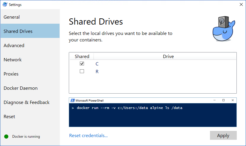 dockershareddrives
