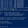 Windowsでarmbianビルド環境構築