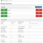 docker-composeでMongoDBとMongo Expressを起動するには