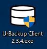 ROCK64でWindows PCのバックアップサーバー構築 UrBackup版