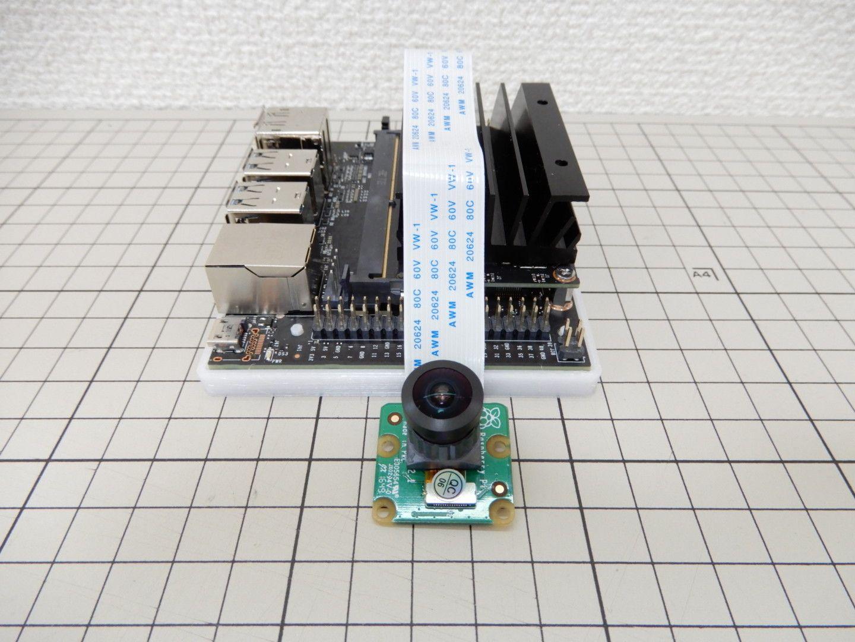 Raspberry Piカメラ設置の工夫