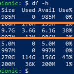 Vagrant(VirtualBox)のUbuntuストレージ容量を拡張するには